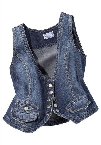 фото летнего джинсового комбинезона