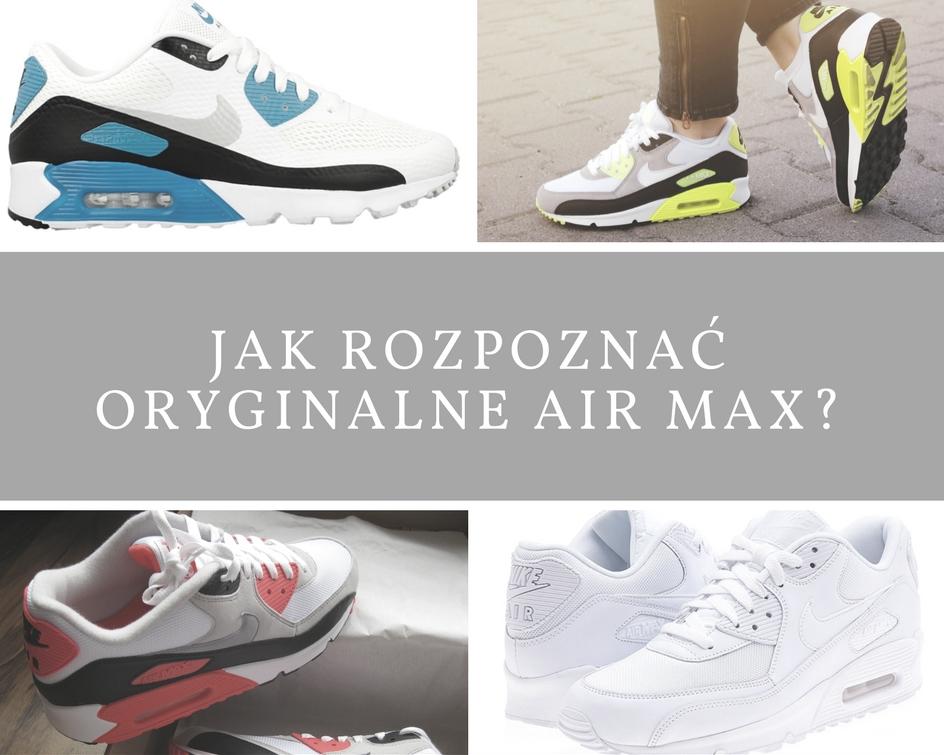 newest 1deae a1de1 Niestety z popularność przyciągnęła także oszustów, chcących sprzedawać  podrobione Air Maxy. Jak nie dać się nabrać i rozpoznać podróbki Nike Air  Max?